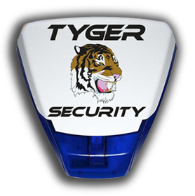 Tyger Security Ltd Intruder Alarm Bell Box
